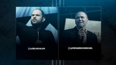 Live JB Carvalho e Fabricio Miguel
