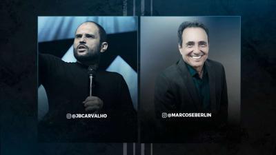 Live JB Carvalho e Marcos Eberlin
