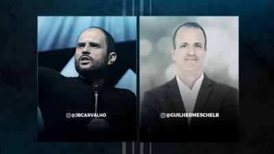 Live JB Carvalho e Guilherme Schelb