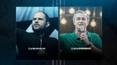 Live JB Carvalho e Luiz Herminio