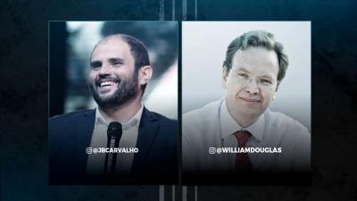 Live JB Carvalho e William Douglas