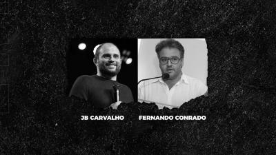 Live JB Carvalho e Fernando Conrado