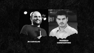 Live JB Carvalho e Rodrigo Constantino