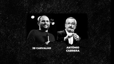 Live JB Carvalho e Antonio Cabrera