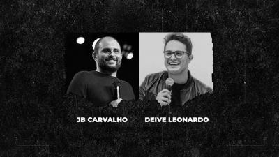 Live JB Carvalho e Deive Leonardo