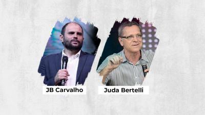 Live JB Carvalho e Judá Bertelli