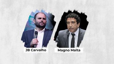 Live JB Carvalho e Magno Malta