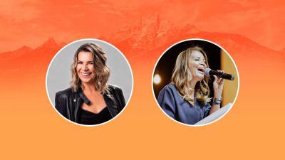 Live Dirce Carvalho e Jessica Neres - Subindo o Monte