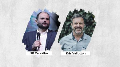 Live JB Carvalho e Kris Valloton