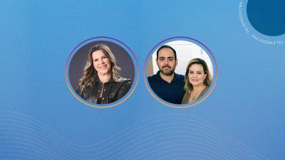 Live Dirce Carvalho com Dr. Renato e Dra. Flávia Faria