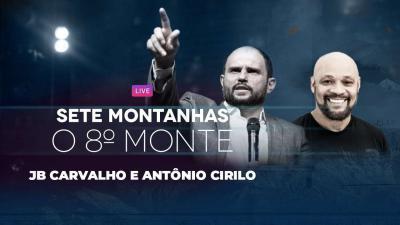Live JB Carvalho e Antonio Cirilo - O 8º Monte