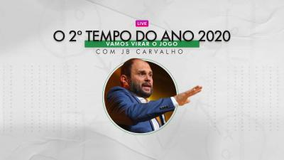 Live JB Carvalho - Vamos Virar o Jogo