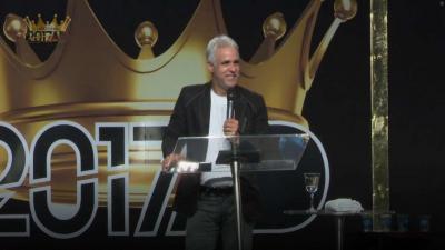 Claudio Duarte - Profetizando 2017