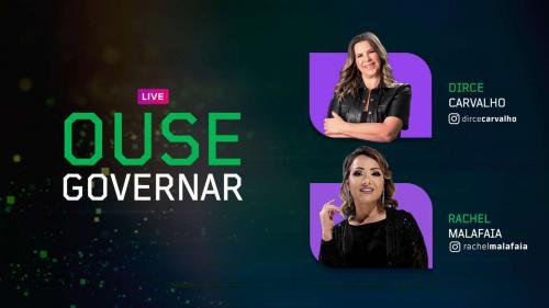 Live Dirce Carvalho e Rachel Malafaia