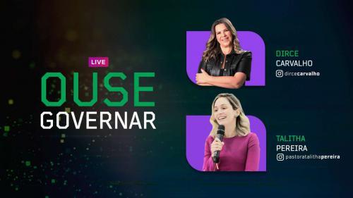 Live Dirce Carvalho e Talitha Pereira