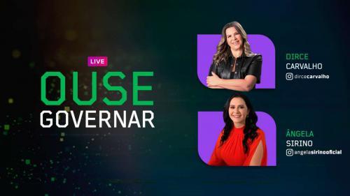 Live Dirce Carvalho e Angela Sirino