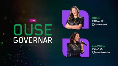 Live Dirce Carvalho e Ana Paula Valadao