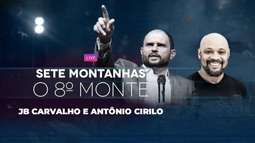 Live JB Carvalho e Antonio Cirilo - O 8? Monte